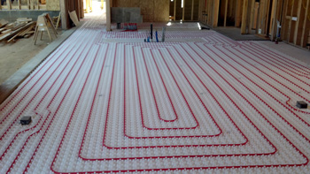 Radiant Floor Heat Is Simply The Best Heat Source
